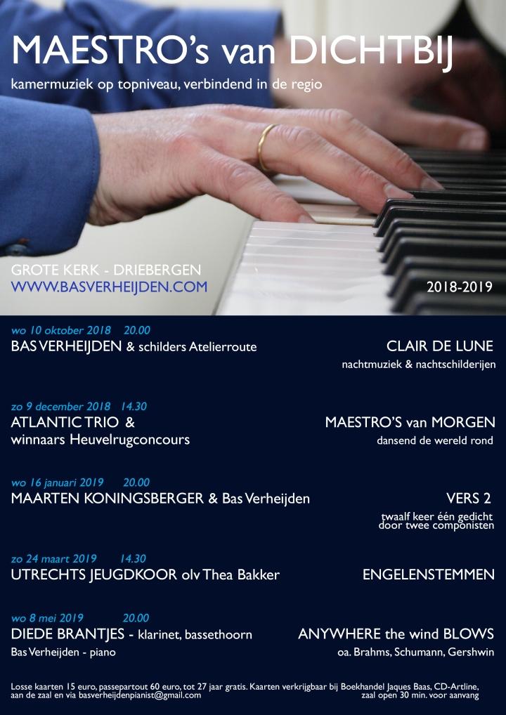 Poster Maestro 3