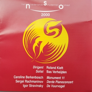 Cd front NSO Rach 3